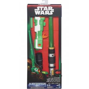 Star Wars Projectile-Firing Lightsaber  B8264